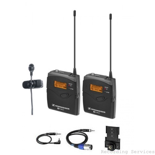 Brand New Sennheiser EW-122P G3 Wireless Bodypack