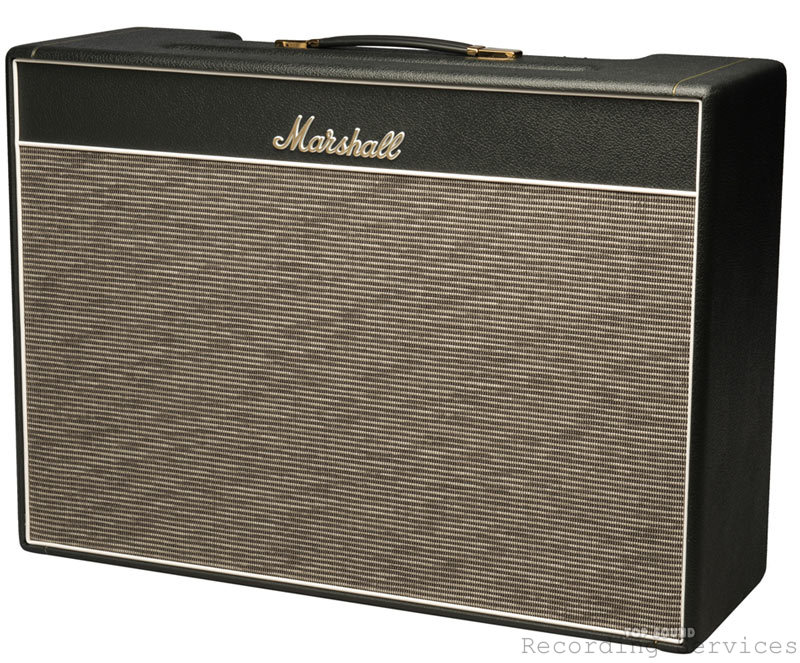 "Marshall 1962HW 2x12"" 30-Watt Handwired Tube Combo"