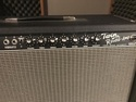 1965 Reissue Fender Twin Reverb Blackface Guitar A