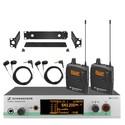 Sennheiser EW 300-2IEM G3 - In-ear Monitoring Syst