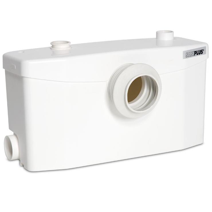 depot upflush toilets saniflo saniplus macerating pump only