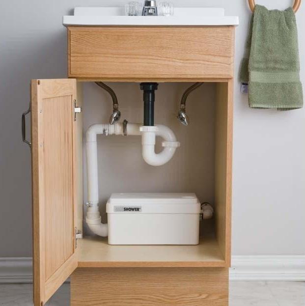 saniflo depot upflush toilets saniflo sanishower gray water pump