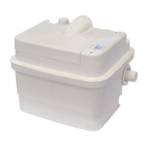 Grinder Pump Toilet System