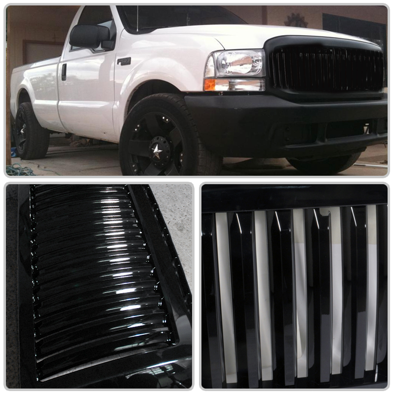99 04 Ford F250 F350 Superduty Excursion Vertical