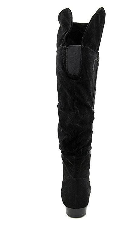 789c9e7274e Style   Co. Women s Tiriza Over-the-Knee Scrunch Boot