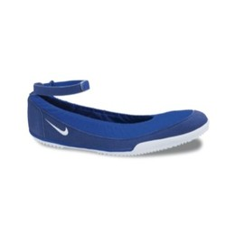 Nike Women's Studio Wrap Pack Ballet Shoes-Dark Gray/Volt-9