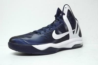 Mens Air Jordan Basketball Shoes Blue/White