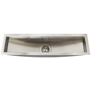 Trough Sink Manufacturers : ... Stainless Steel 16 Gauge Undermount Kitchen Bar Trough Sink eBay