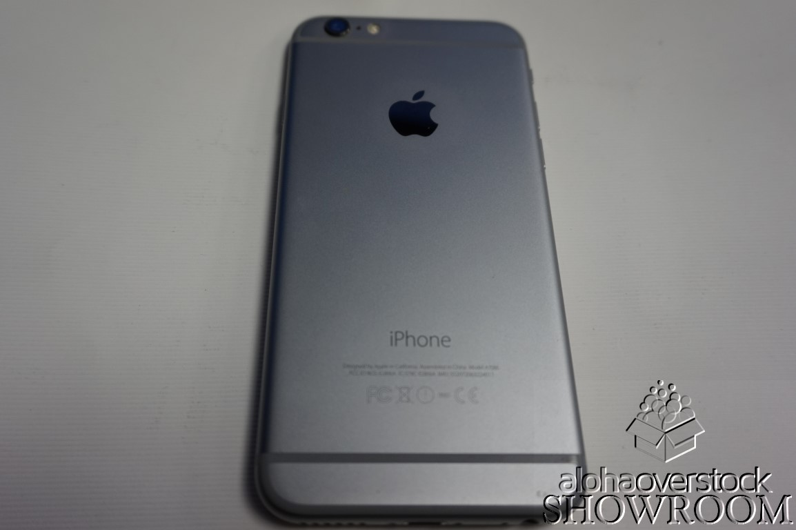 Iphone Model A1586 >> Apple Iphone 6 Model A1586 Grey For Carrier Kddi 27 0 Or Parts And