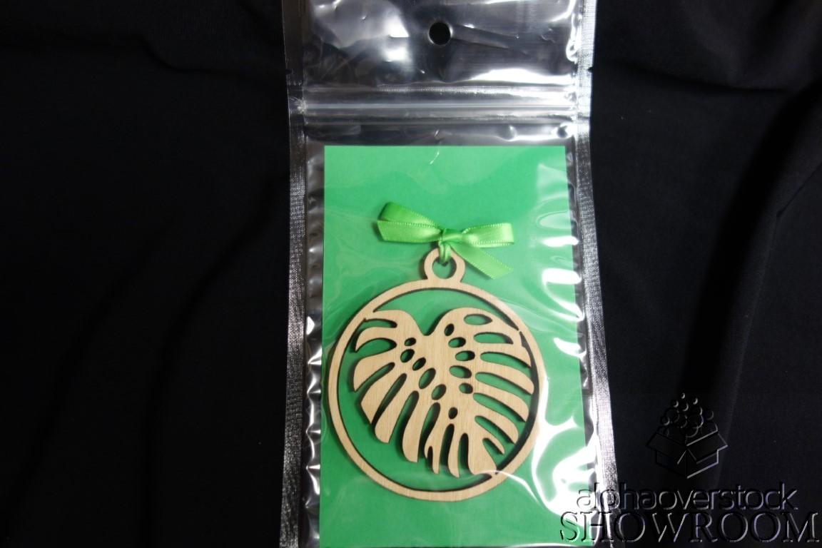 NEW Laser Cut Monstera Leaf Keepsake Designed, Cut