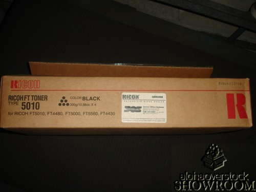 (3) New Open Box Genuine OEM Ricoh Toner 887143 Ty