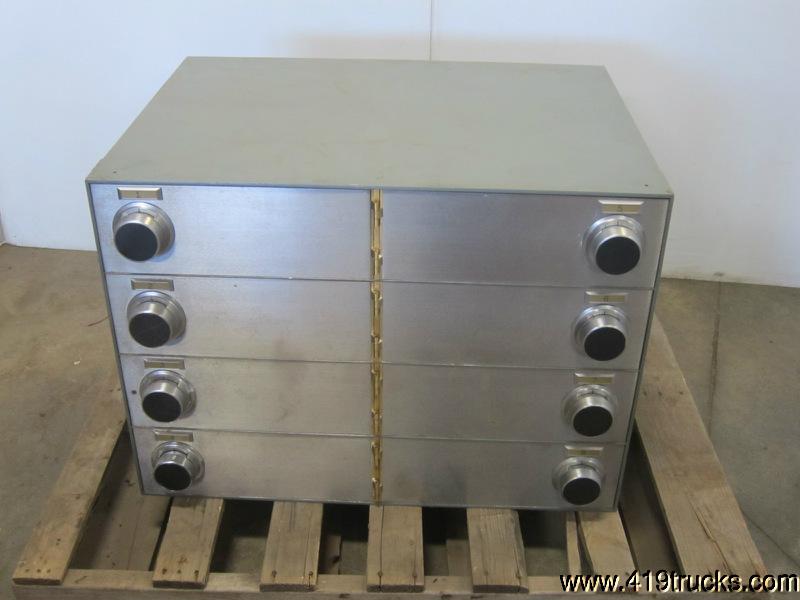 Diebold Fdic Bank Safe Teller Cash Drawer Combination Lock