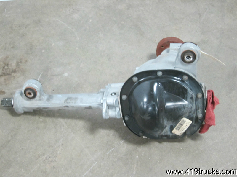 Ford Truck Axles : Ford f front axle automatic v