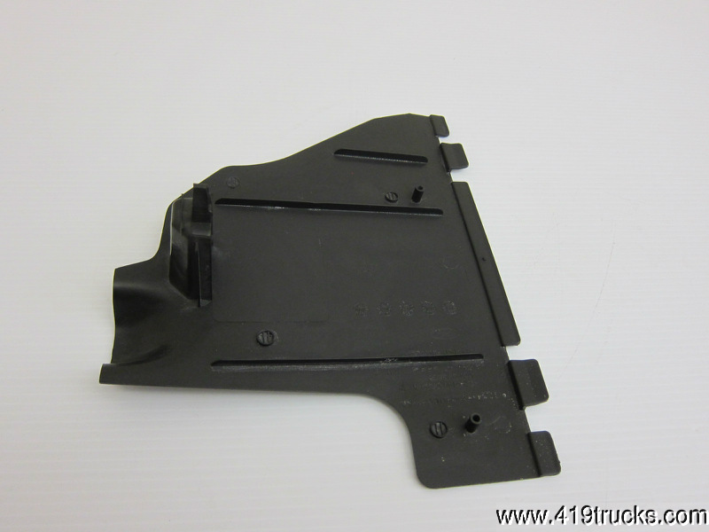 Fuse Box On 2009 F150 : Ford f xlt black fuse panel cover