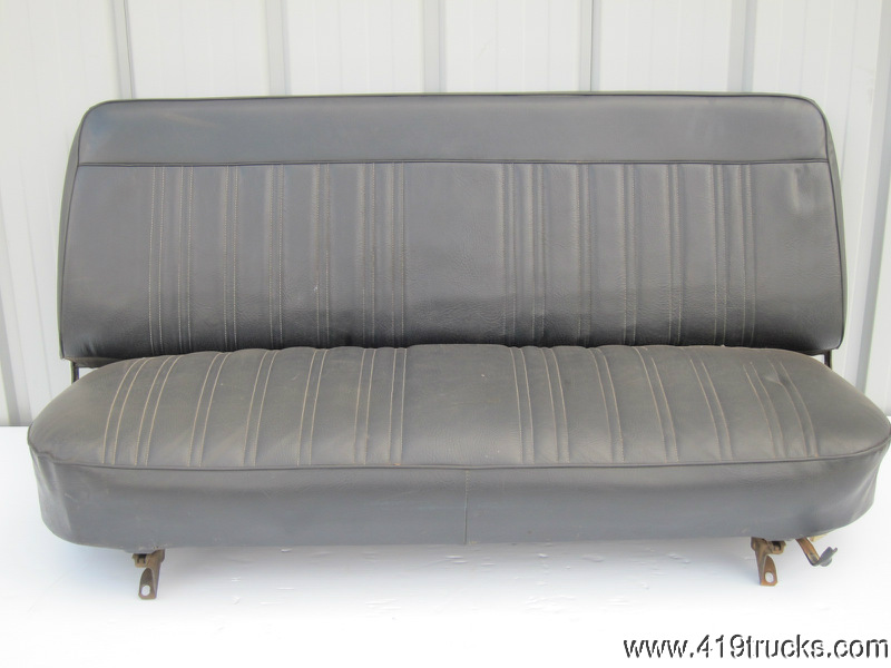 Ford Truck Bench Seat ~ Ford f vinyl bench seat truck