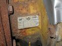 CAT 3126 DIESEL ENGINE ADVERTISED 190 HORSEPOWER