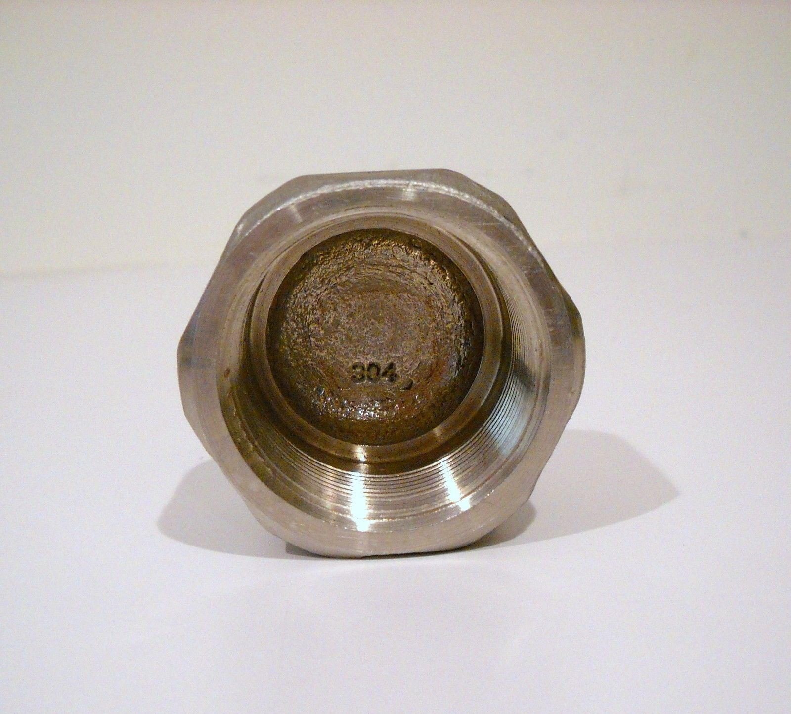 New quot npt camco stainless steel pipe cap plourde s
