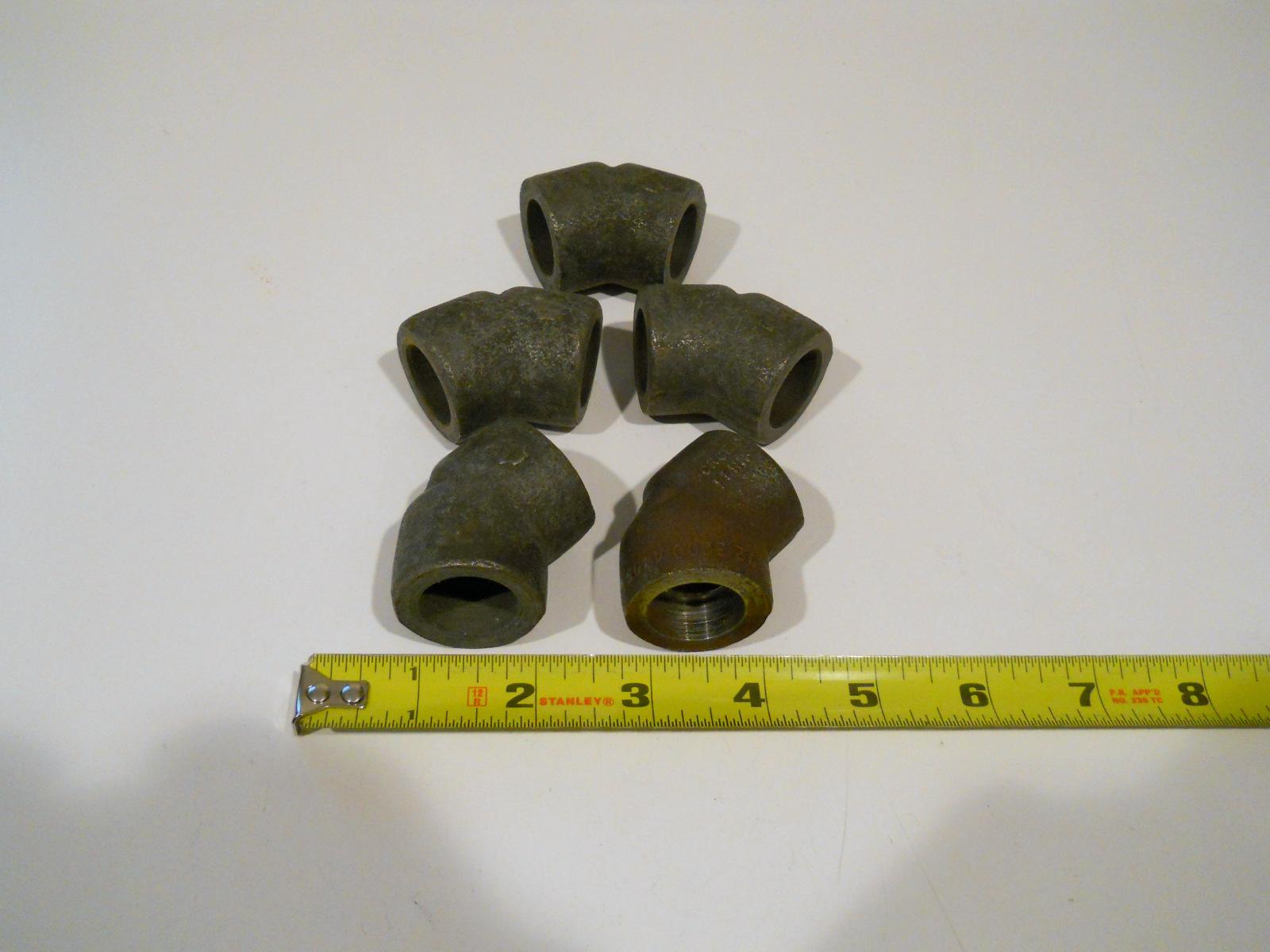 Unused anvil penn socket weld quot forged steel