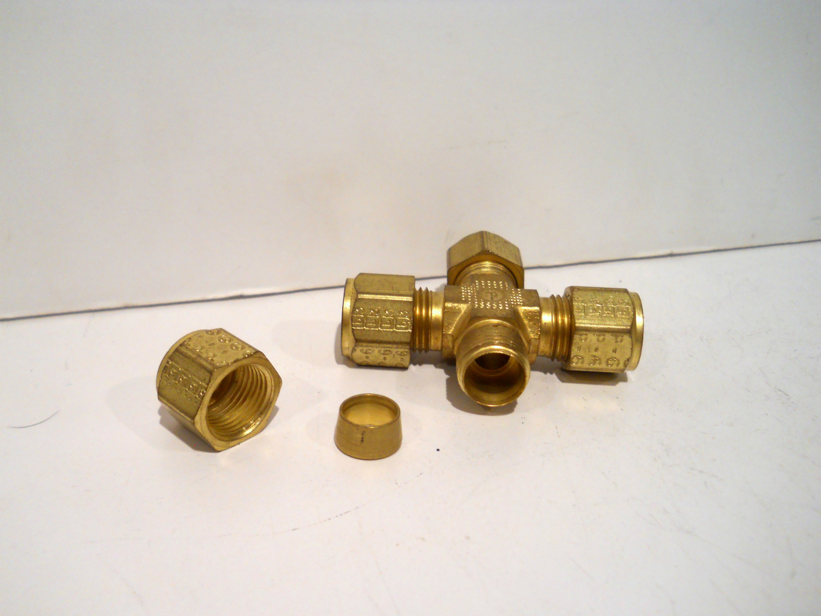 plumbing compression fittings instructions