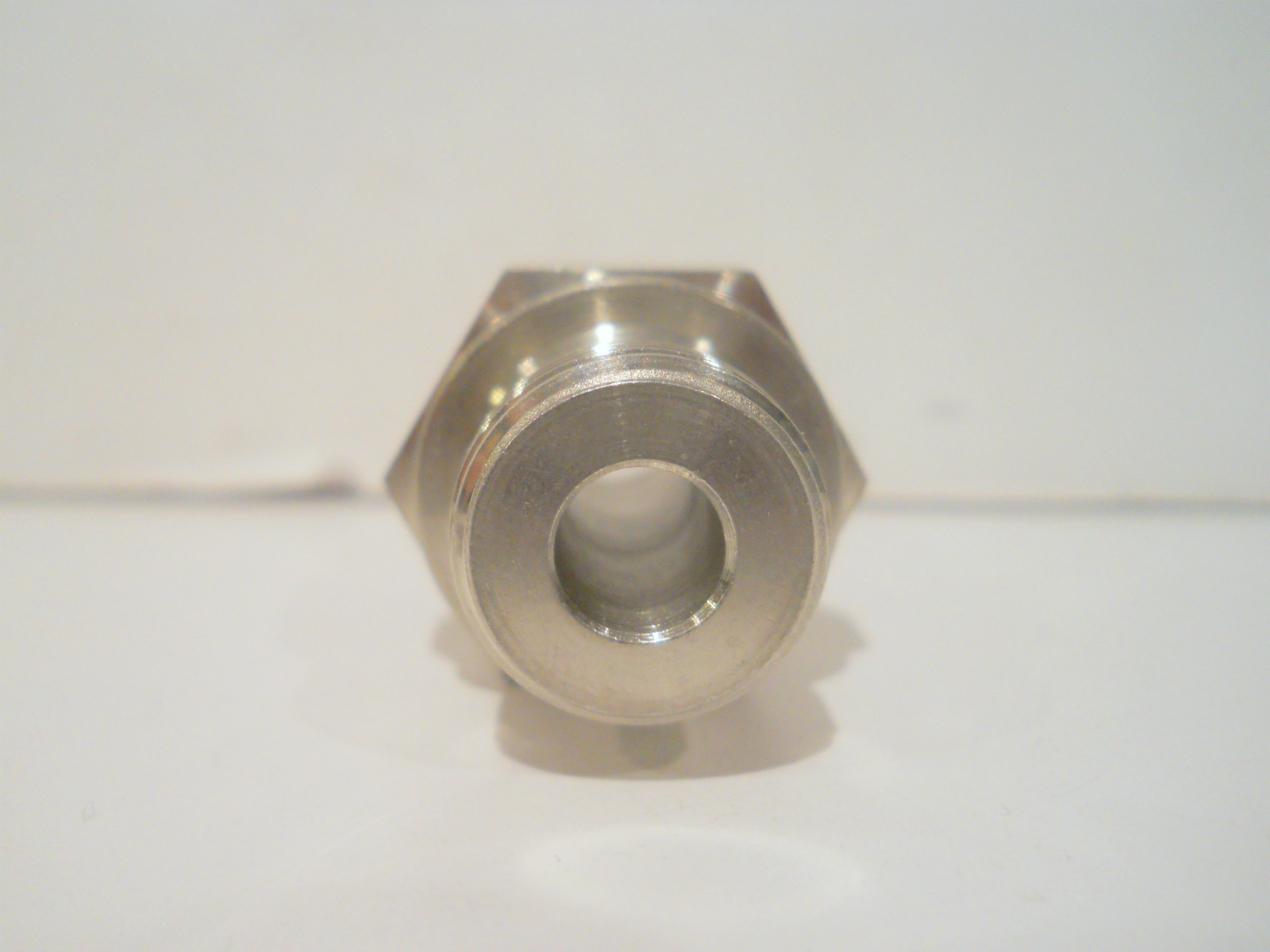 New swagelok stainless steel quot tube iso male