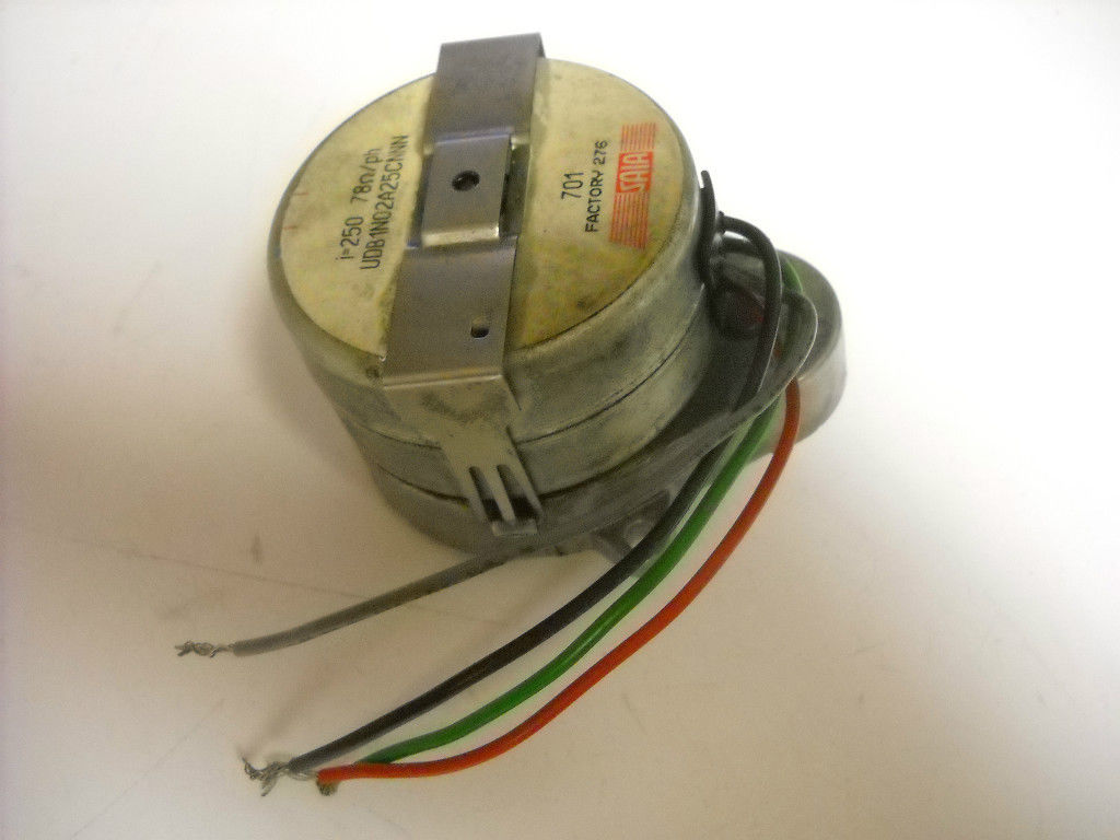 Used Saia Burgess Rotational Udb Stepper Motor