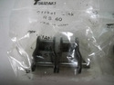 Lot of (2) New Tsubaki RS60-2 Offset Links, Cotter