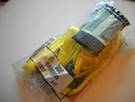 New Honeywell Miller 6 FT Yellow Lanyard Safety Fa