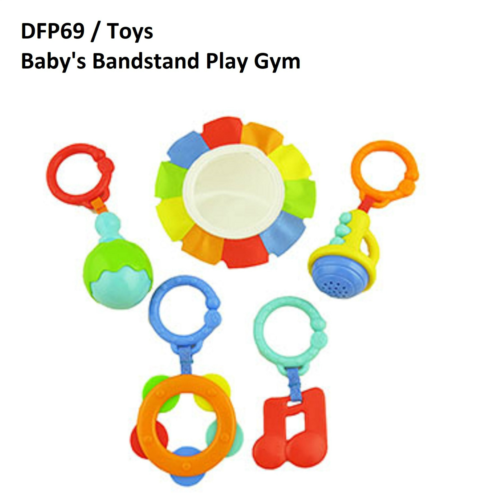 FISHER PRICE Baby Infant Play Activity Gym & Mobile Replacement