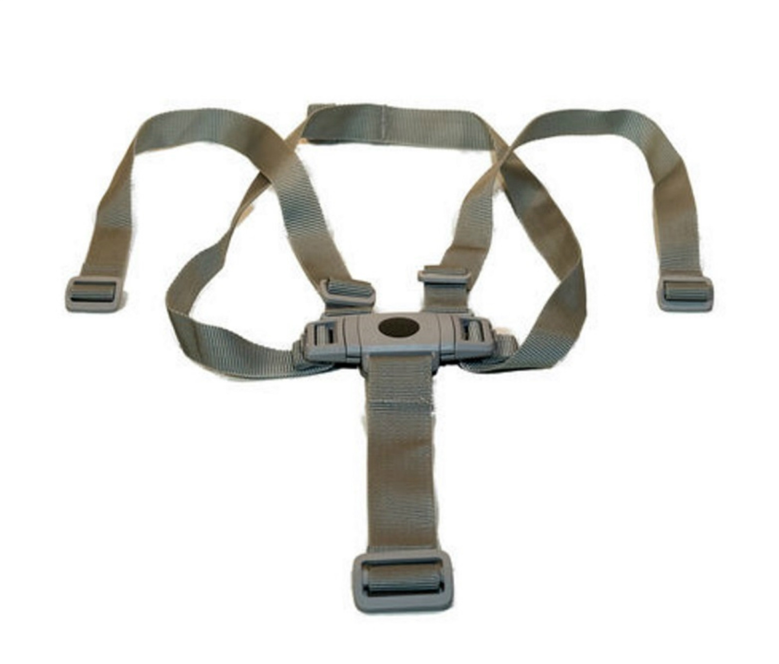 Replacement 5 Pt Harness Straps for Chicco Polly Progress High