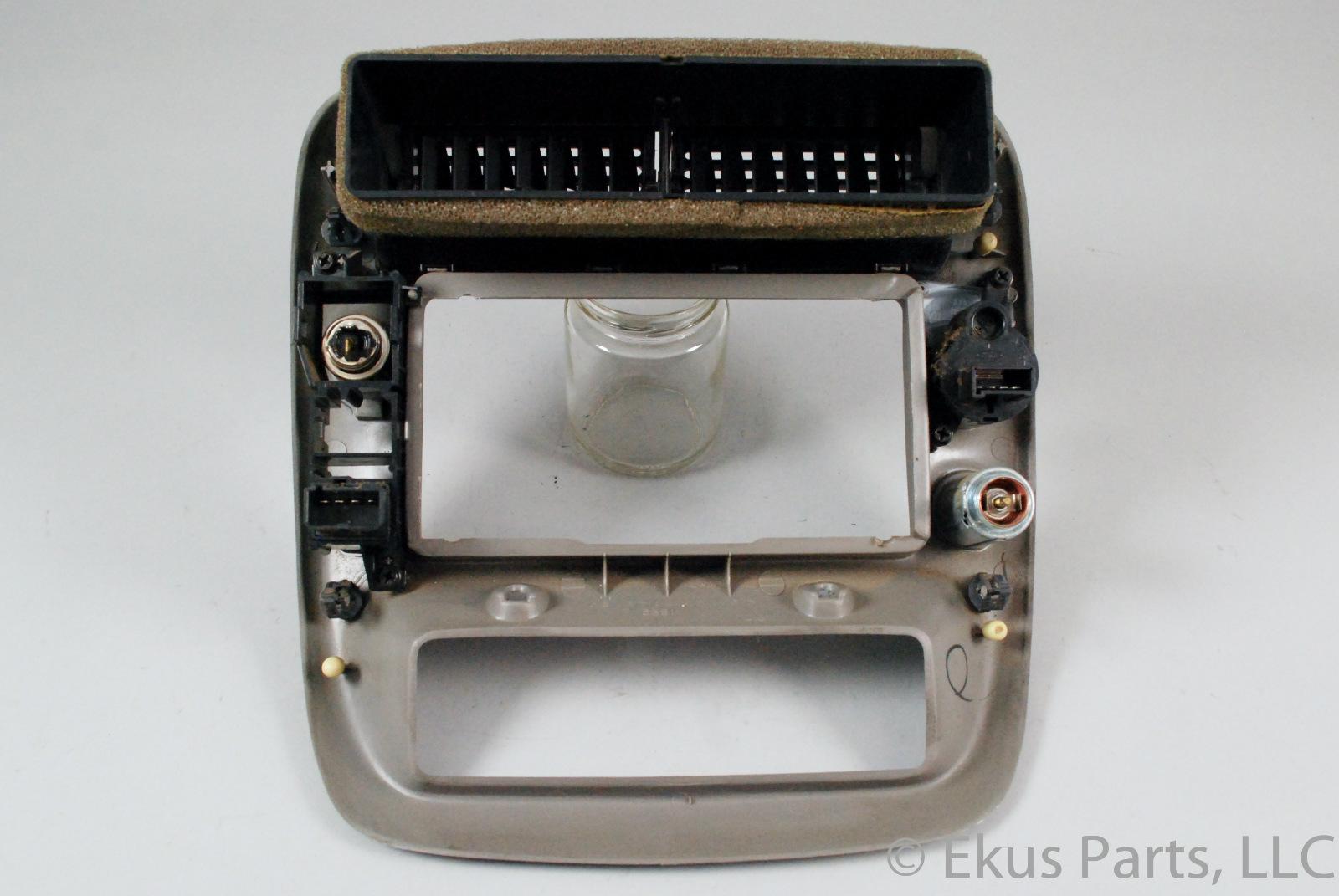 2003 Ford Explorer Radio Wiring