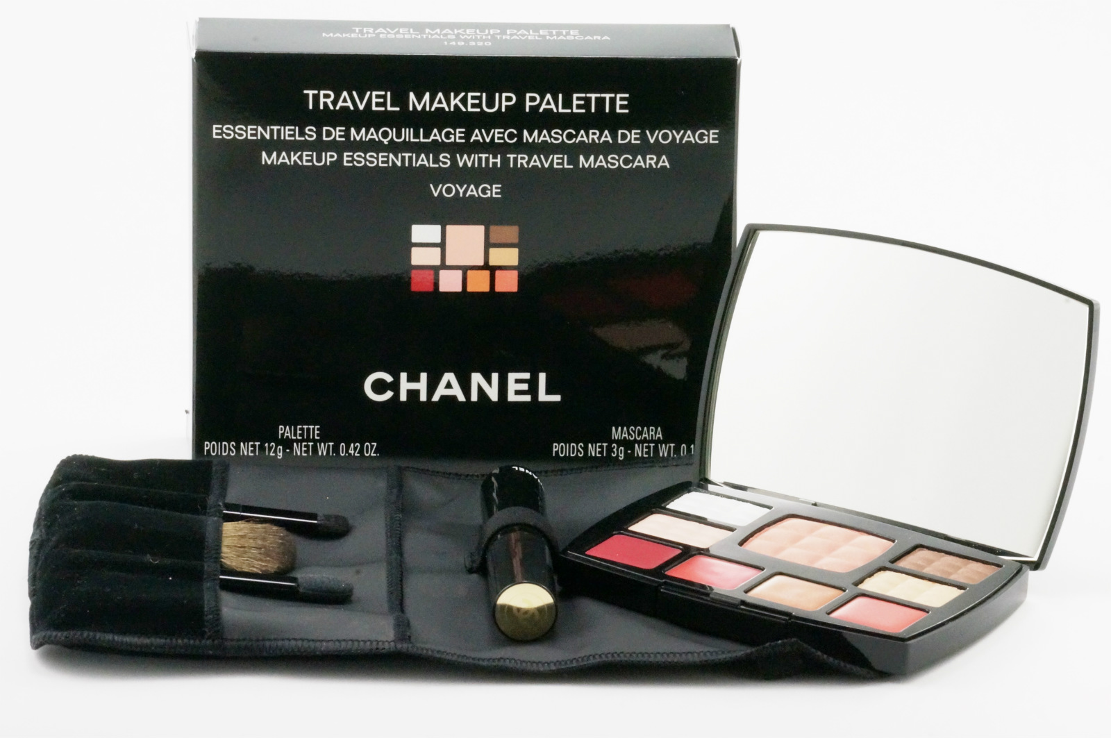 Chanel Travel Makeup Palette Voyage Review - Makeup Tips And Trick