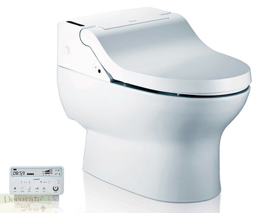 Decorate With Daria : BIO BIDET IB835 Integrated Toilet