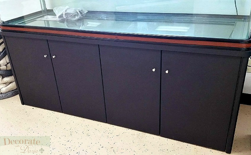 Aquarium Cabinet 200 Gal 72 Quot L Frameless Glass Fish Tank