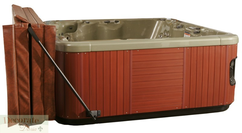 Cover Lift For Spa Hot Tub Low Mount Steel Square Or