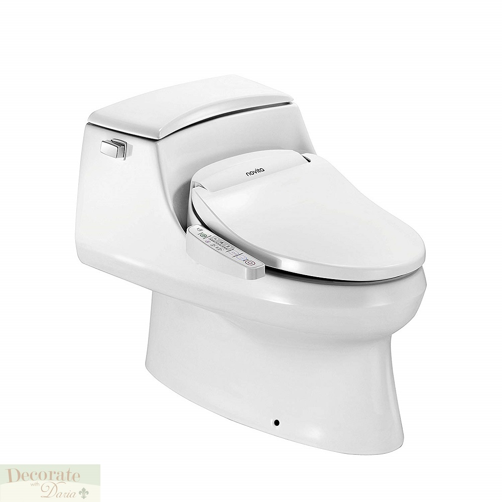 Kohler Novita Bidet Elongated Electronic Toilet Seat
