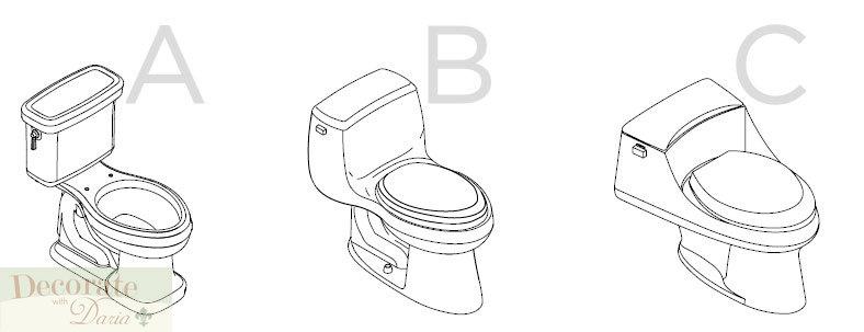 Bio Bidet Toilet types
