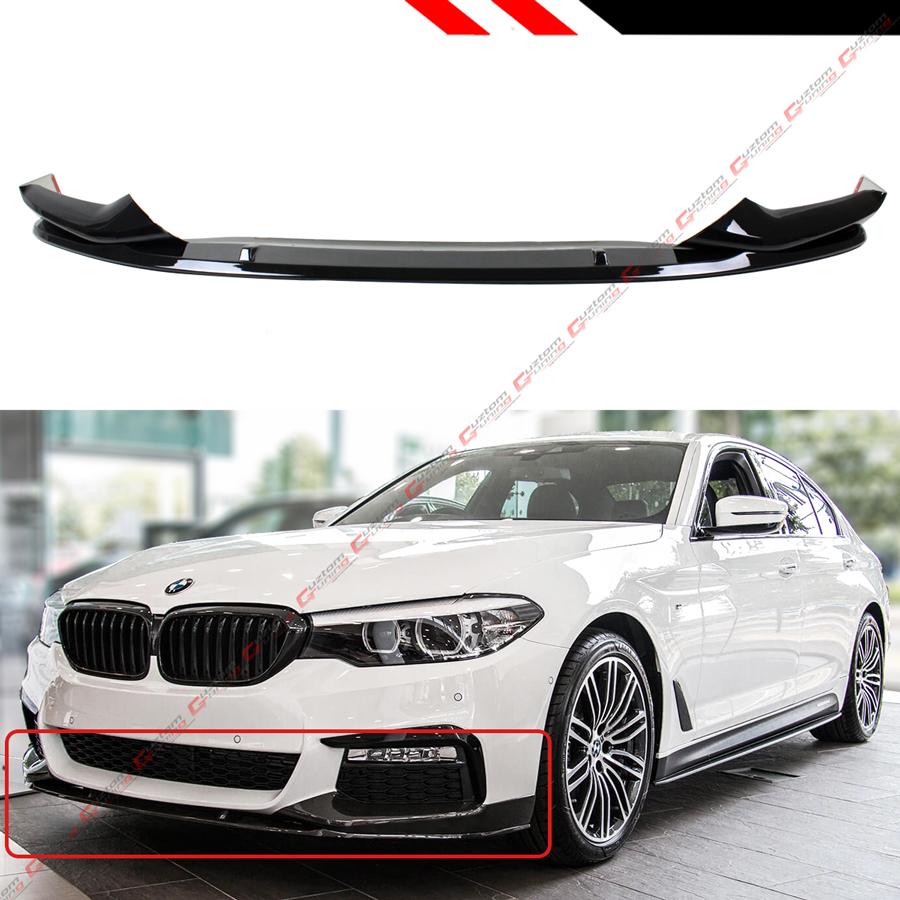 Bmw 540i M Sport: For 2017-19 BMW G30 530i 540i M550i M Sport Bumper Glossy