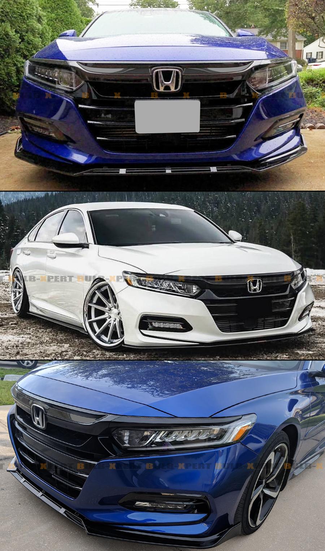 For 2018-2020 10th Gen Honda Accord Sedan JDM Sport Style ...