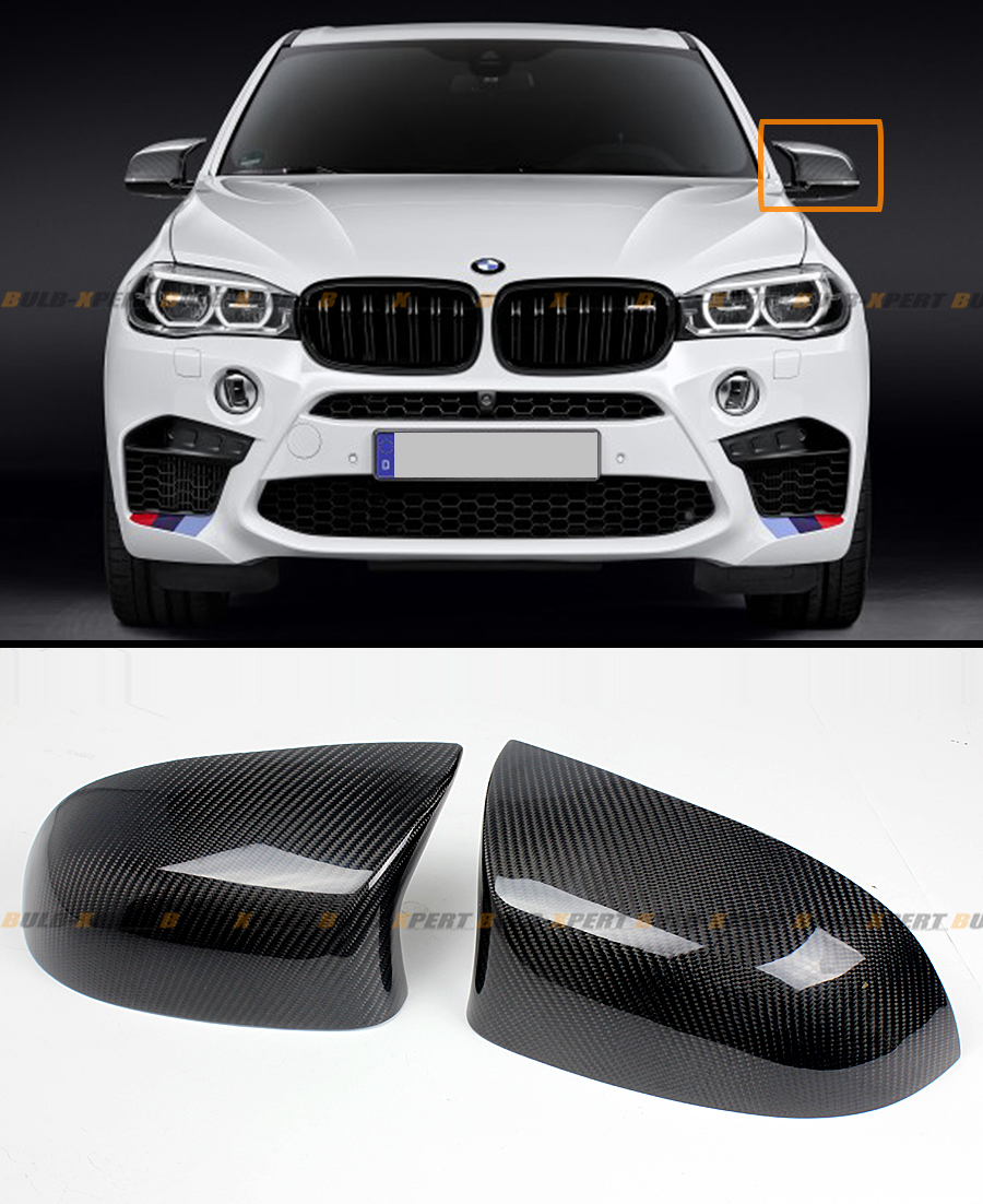 Bmw X6m For Sale Used: FOR 2015-17 BMW F85 X5M F86 X6M CARBON FIBER SIDE MIRROR