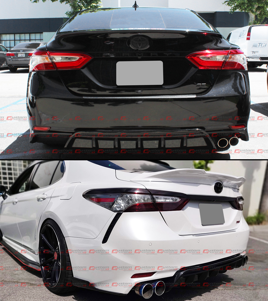 Toyota Camry Xse 2018 >> For 2018-2019 Toyota Camry SE XSE GT Shark Fin Glossy ...