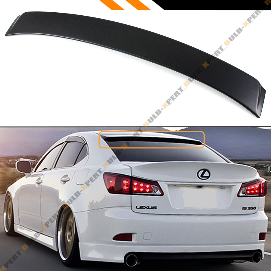2006 Lexus Is 250 Awd For Sale: FOR 2006-13 LEXUS IS 250/350/ ISF F SPORT VIP STYLE REAR