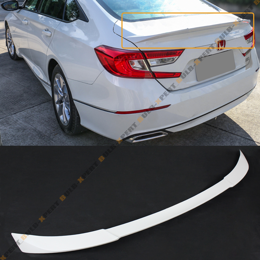 FOR 2018-2019 HONDA ACCORD JDM V TYPE PAINTED PLATINUM