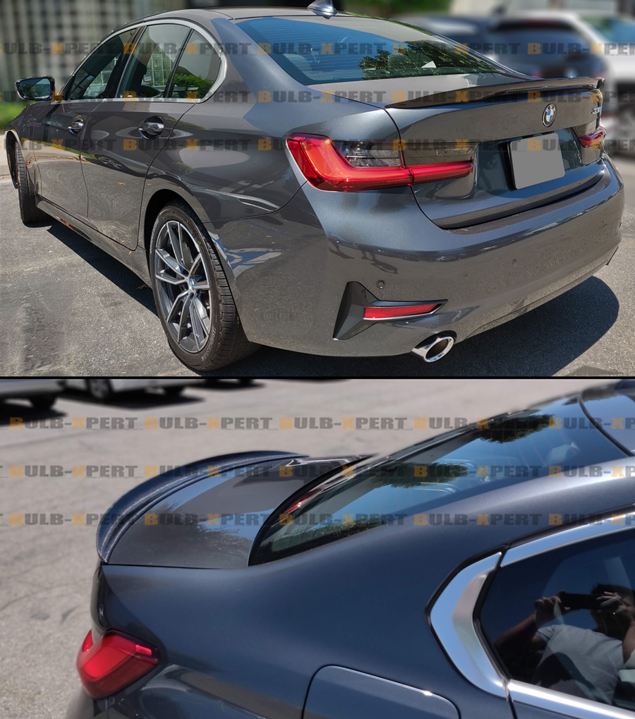 FOR 19-2020 BMW 330i M340i G20 HIGHKICK VIP REAL CARBON