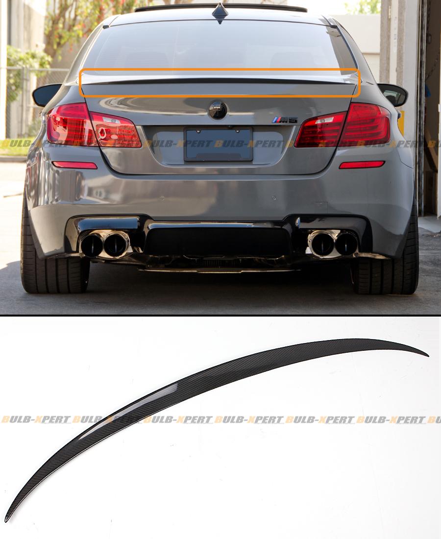 2011-16 BMW F10 5 Series 535i 528i Carbon Fiber M5 OE