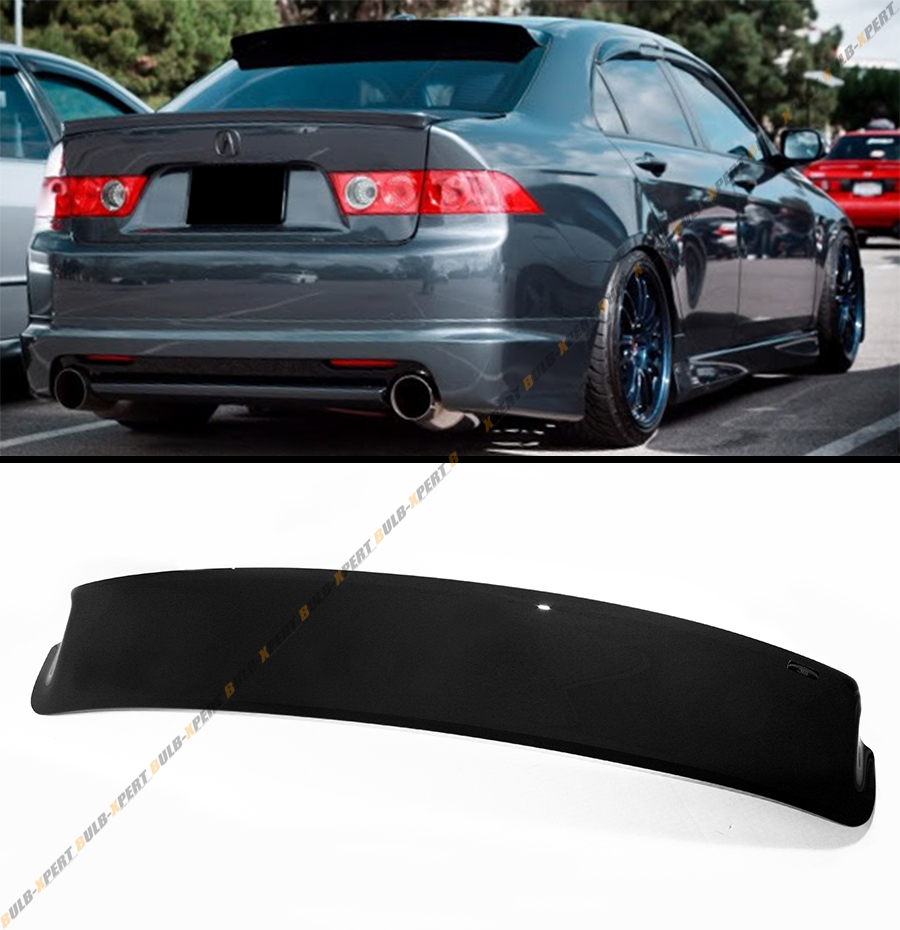 HIC 04-08 ACURA TSX CL8 CL9 EURO-R SMOKE TINTED REAR ROOF