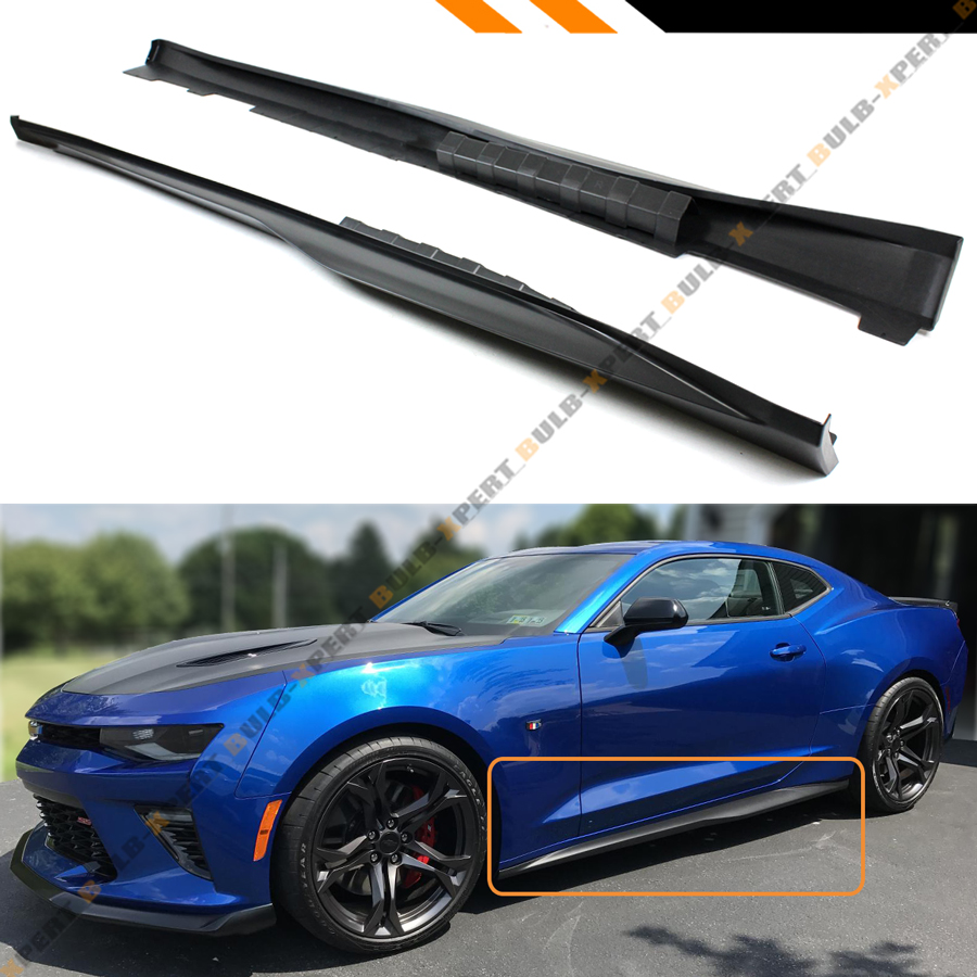2019 Chevrolet Camaro Zl1: For 2016-2019 Chevy Camaro LT SS RS Matt Black ZL1 Style