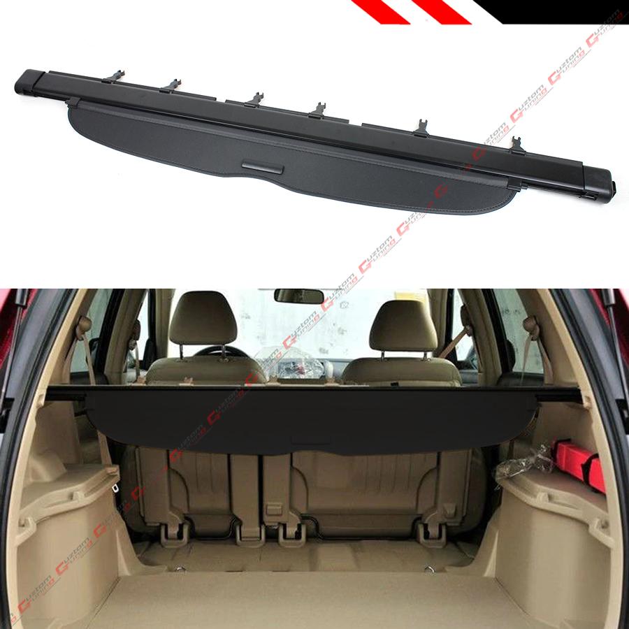 For 2017-2020 Honda CRV CR-V OE Style Retractable Rear Cargo Trunk Luggage Cover