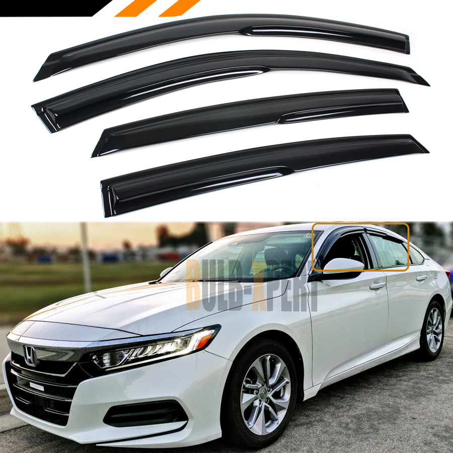 FOR 2018 2019 HONDA ACCORD LX EX SPORT TOURING WINDOW