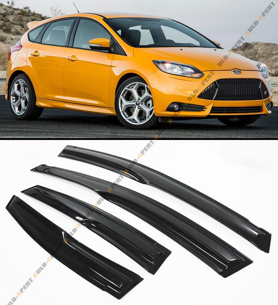 2014 Ford Focus Hatchback Car Interior Design