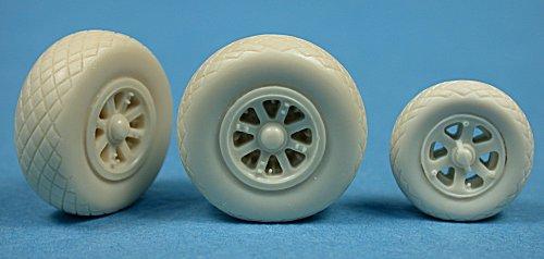 Ultracast ULT48218 P-38 Lightning Wheels  (Diamond